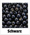 25 Sicherheits-perlen schwarz