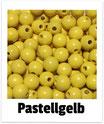 60 Perlen pas-tellgelb 10mm