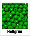 60 Perlen hellgrün 10mm