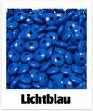 60 Linsen lichtblau 10mm