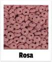 60 Linsen rosa  10mm