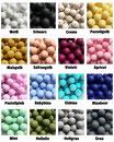 Wabenperlen 15mm Farbwahl
