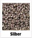 60 Linsen silber 10mm