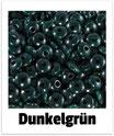60 Linsen dun- kelgrün 10mm