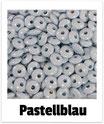 60 Linsen pas- tellblau 10mm