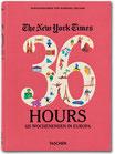 TASCHEN Verlag 36 Hours Europe