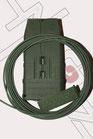 ABS Filament  D-ODGreen