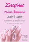 Naildesign Basics Gelmalerei Schulung