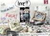 Irre!! -Politische Karikaturen 2019