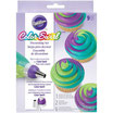 Wilton ColorSwirl Tri-Color Coupler Dekoration-Set 9tlg.