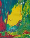 Bildpostkarte Dschungellichtung