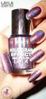 Layla Hologram Effect 15 misty blush