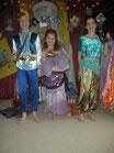 Zusatzset Orient - falls mehr als 8 Kinder mitfeiern