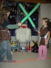 Zusatzset Weltraum - falls mehr als 8 Kinder mitfeiern