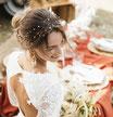 Haarschmuck für die Boho Braut - Wedding Hair Vine - Waldelfe