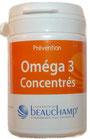 Oméga-3 concentrés: équilibre émotionnel