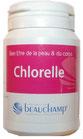 Chlorelle, boite de 100 gélules