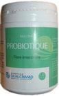 probiotiques, boite de 120 gélules
