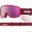 Atomic Skibrille Count JR RS HD Kinder 2021/22