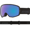 Skibrille Atomic Count Photo, schwarz
