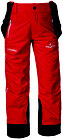 Schöffel Strechpant Ski Austria rot für Kinder, 2020/21