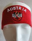 Austria Mütze rot/weiß/rot Modell 1