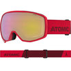 Atomic Skibrille Count Stereo, rot