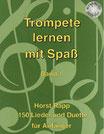 Trompete lernen mit Spaß (Bd. 1)