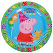 PACK 8 PLATOS PEPPA PIG