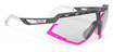 Rudy Project Defender Pyombo Fuxia - ImpactX Photochromic 2Black