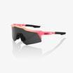 100% Speedcraft XS Washed Out Neon Pink / Smoke Black