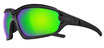 Adidas Evil Eye Evo Pro Black Matt - Green Mirror
