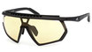 Adidas SP 0029 Matte Black / Photochromic Yellow