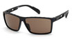 Adidas SP 0010 Matte Black / Brown