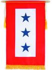 Blue Star Service Banner (3 Stars)