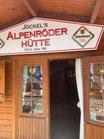 Gutschein Alpenroder Hütte