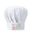 Cappello da cuoco mod 4747