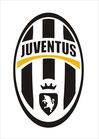 Adesivo stemma Juventus
