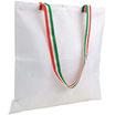 Shopper manici lunghi tricolore 11102