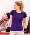 T-shirt donna Valueweight Lady Fit