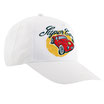 Cappellino in poliestere con stampa a colori 4479