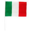 Bandierina italia in poliestere MOD 3030