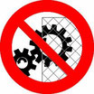 Etichette Non rimuovere i dispositivi di sicurezza