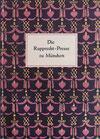 Katalog Nr. 46 (2001) Die Rupprechts-Presse zu München