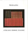 Katalog Nr. 22 (1989) Bücherwelten