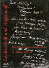 Katalog Nr. 59 (2008) Leidenschaft und Augenmaß - Max Webers Stichwortmanuskript zu Politik als Beruf