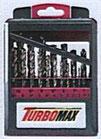 Turbomax Spiralbohrer in Kassette