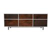 Sideboard aus antikem Holz Möbel Unikat 43/14