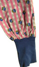 dirndl pirat 056-80 rosa mit blau