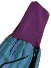 dirndl pirat 080-116 grün mit purpur